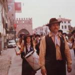 .. con un capo banda d'eccezione - Gianni, 1985