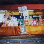 Stand lotteria - Sagra Noale 1990