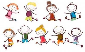 Risultati immagini per bambini giocano disegni